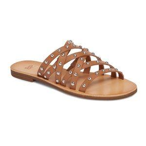 BP Wanda Studded Slide Sandal